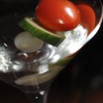 Gazpacho Martini