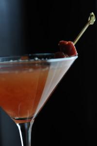 Ginger Park Cocktail