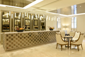 Langham Champagne Lounge